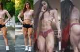 This Ukrainian Fitness Model Has Insane Body With Ridiculously Strong Legs (NSFW)
