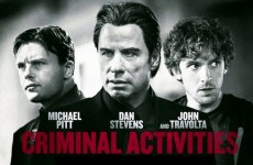 Criminal-Activities-2015-poster