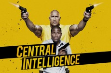 Central Intelligence 2016